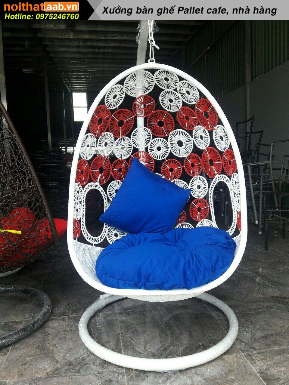 Ghế xích đú quả trứng